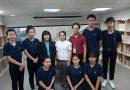 การนิเทศติดตามผลการฝึกงานในสถานประกอบการ บริษัทเอสแอนด์พี ซินดิเคทจำกัด (มหาชน) กรุงเทพฯ ของนักศึกษาระดับชั้น ปวส.2 สาขาการบัญชี (ทวิภาคี) ครั้งที่ 2 เมื่อ 23 สิงหาคม2562