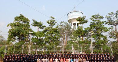 พิธีมอบใบประกาศนียบัตรแก่ผู้สำเร็จการศึกษา วิทยาลัยการอาชีพบ้านโฮ่ง ประจำปีการศึกษา 2562